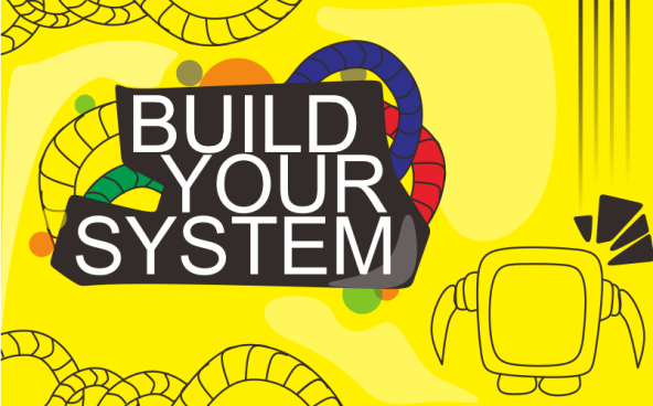 Build Your System Cover