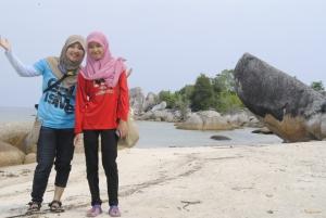 Tanjung Tinggi with Evania